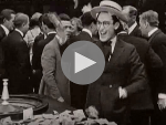 Harold Lloyd in Bumping into Broadway