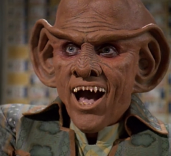 Quark with a big smile